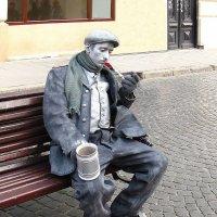 Живая скульптура :: super-krokus.tur ( Наталья )