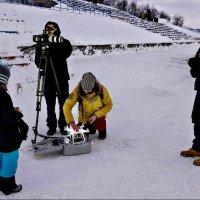 Про кинокамеру, детей, нового Карлсона и оленёнка Айхо... :: Кай-8 (Ярослав) Забелин