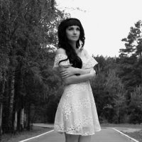 Прогулка по лесу :: Надежда Смирнова