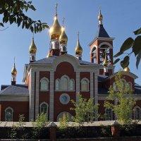 Храм на Луганской улице. Киров :: MILAV V