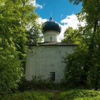 Церковь Олега Брянского в Осташево :: Alexander Petrukhin