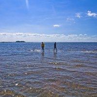 Гулять по воде, гулять по воде, гулять по воде со мной... :: Senior Веселков Петр