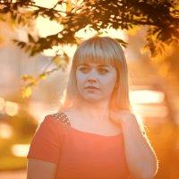 На закате :: Нина Коршункова