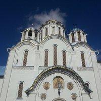 Покровский Храм Пресвятой Богородицы в Ясенево. :: Наталья Денисова