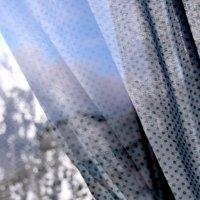 Голубое небо за окном :: Валерия  Полещикова