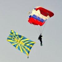 Авиашоу в ЦС 2 :: Сергей