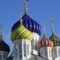 Золотые купола :: Юрий