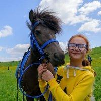 Кабы я была царица, я б купила для себя вот такого вот конька...)))))))))))))))))) :: Владимир Хиль