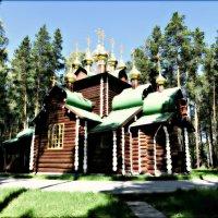 Свято-Никольский храм :: Leonid Rutov