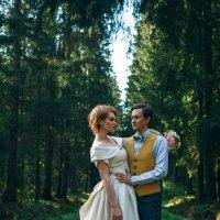 wedding retro style :: Александра Реброва