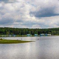 Торбеевское озеро... :: марк