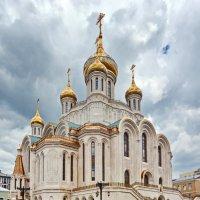 Храм Новомучеников и Исповедников Российских :: Леонид Иванчук