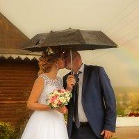 дождь на счастье :: Светлана Мизик