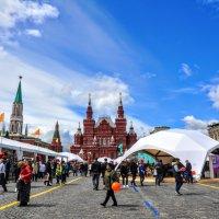 Книжный фестиваль на Красной площади :: Анатолий Колосов