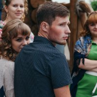 Репортаж со свадьбы :: Dmitriy Predybailo