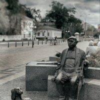 Памятник Николаю Яковченко. :: Андрий Майковский