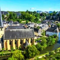 Luxembourgcity :: Alena Kramarenko