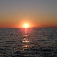 Закат на Азовском море :: Valdemar Кравченко