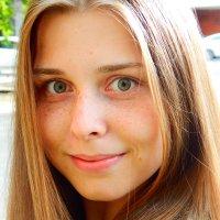 Портретное фото(без обработки) :: Янита Рудакова