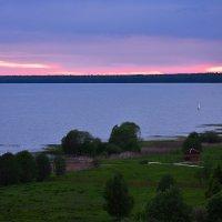 Вечер на Плещеевом озере :: Сергей