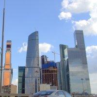 Москва сити :: Валерий Самородов