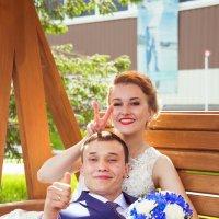 Денис и Мария :: Анастасия Шаехова