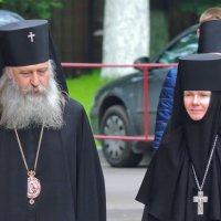 Монастырь. Престольный праздник. :: Геннадий Александрович