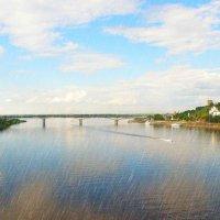 Окская панорама :: Андрей Головкин