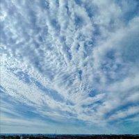 Облака на городом :: Ivanova