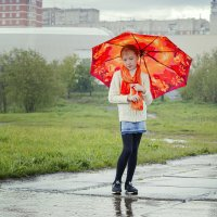 Дождь :: Lidiya Gaskarova