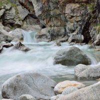 река Танандон, Дигория, респ. Северная Осетия - Алания :: Мария Климова