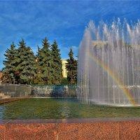 Радуга в фонтане... :: Sergey Gordoff