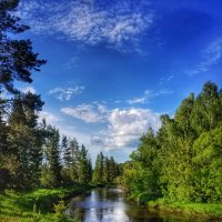 Лето :: Александр Nik'Leme