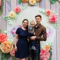 Счастливая семья. :: Дарья Симонова