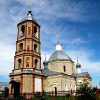 Храм в честь Святой Живоначальной Троицы :: tatiana