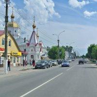 Провинциальный городок - Судогда,Владимирской области. :: Алла Кочергина