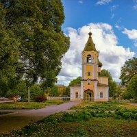 Церковь Покрова на Козлёне. :: Александр Никитинский