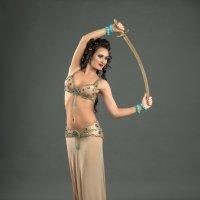 Танец с саблей :: Владимир Саблин