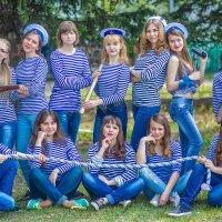 Вот такие морячки! :: Дмитрий Головин