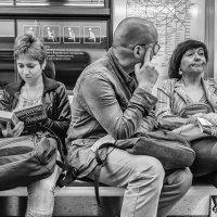 Московское метро. Июнь 2017. :: Игорь Сон