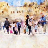 Израиль / Иерусалим. Старый город :: Vladimir (Volf) Kirilin