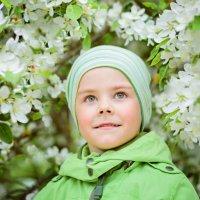 Матвей в цветущей красоте. :: Наталья Путилина