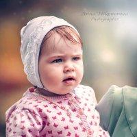 Малышка настенька :: Анна Никонорова