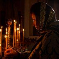 Молитва :: Юлия Фалей