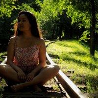 Теплые дни :: Дарья Симонова