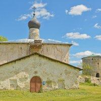 Церковь Козьмы и Дамиана с Гремячей горы :: bajguz igor