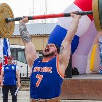 Вес взят! :: Дмитрий Сиялов