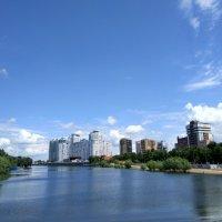Прогулка по реке :: Алексей Меринов