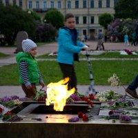 Огненная маска.......... :: Валентина Папилова