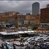 Дождливый Неаполь. :: Leonid Korenfeld